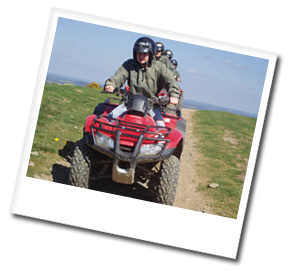 quad bike trekking sports shrewsbury,shropshire